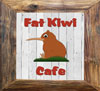 The Fat Kiwi Cafe Logo